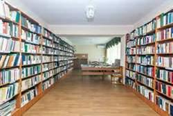 Библиотека санатория Родник Кисловодск
