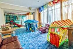 Детская комната санаторий Родник Кисловодск