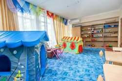 Детская комната санатория Родник Кисловодск